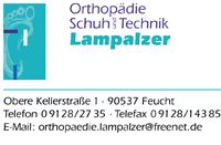 A27 Orthopädie Schuhtechnik Lampalzer